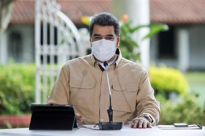 """Nicolás Maduro anuncia detención de """"espía estadounidense"""" en Venezuela"""