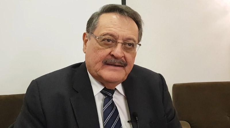 Edmundo Orellana: «Los impuestos no pueden ser utilizados para dar bonos a pastores»