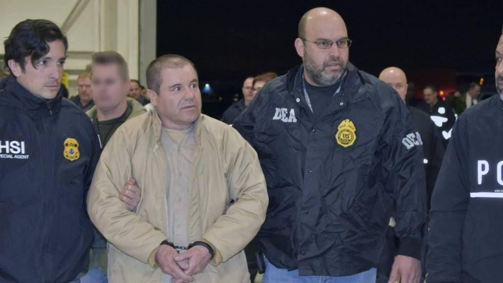 Joaquín «El Chapo» Guzmán apelará su condena con una moción presentada por su abogado