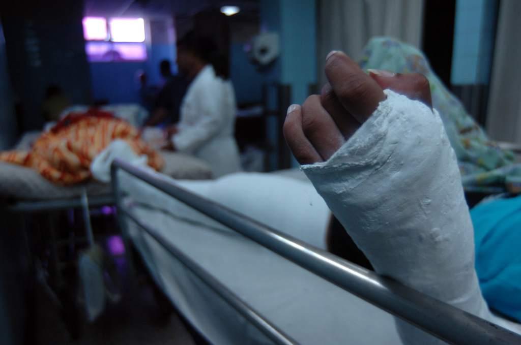 Siguen los trabajos para llevar a cabo la construcción del Hospital de Trauma