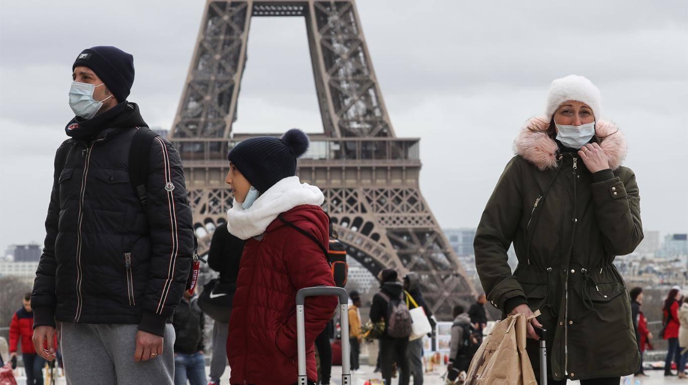 El gobierno francés no puede descartar los confinamientos locales, dice un asesor