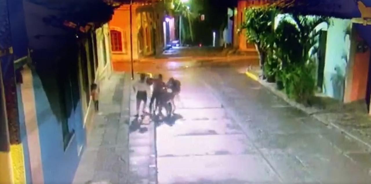 A Prisión envían a ladrón que fue golpeado por féminas cuando intentaba robar
