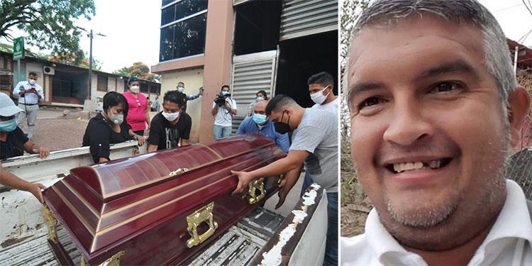 Ministra de DDHH Lamentó la muerte del periodista Luis Almendares