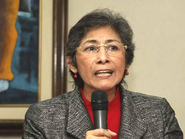 Precandidata liberal: «CNE habría incurrido en responsabilidad penal de no convocar a elecciones»