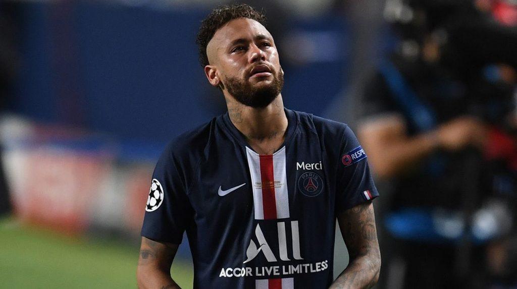 PSG informa que Neymar tiene Covid-19