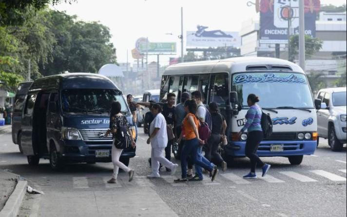 Transportista de la zona norte: «Perdimos L.46.8 millones al mes a causa de la pandemia»