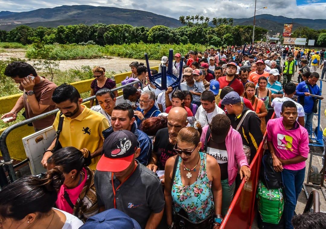 Más de 500 venezolanos en Panamá piden volver a su país