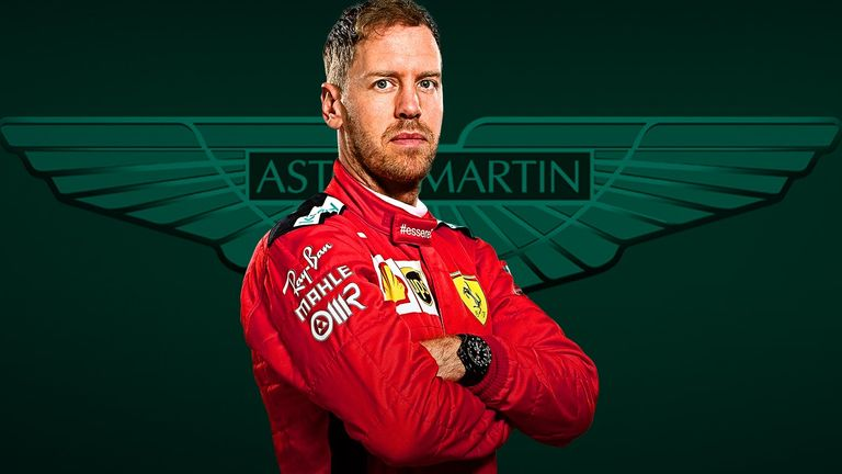 Confirmado: Sebastian Vettel a Aston Martin