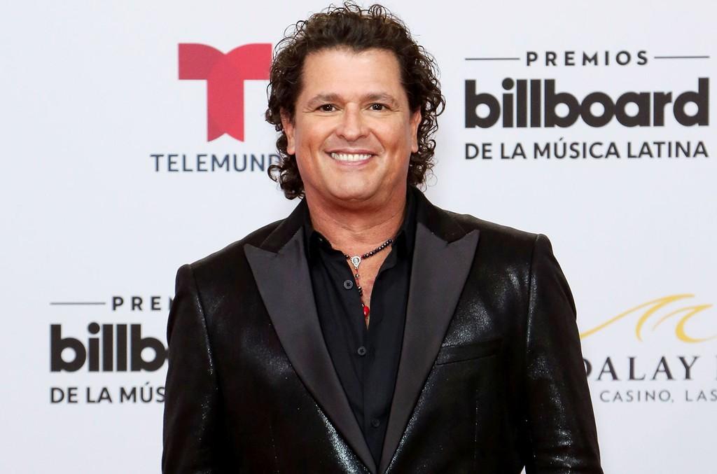 """Carlos Vives recibirá el """"Premio Billboard Salón de la Fama"""""""