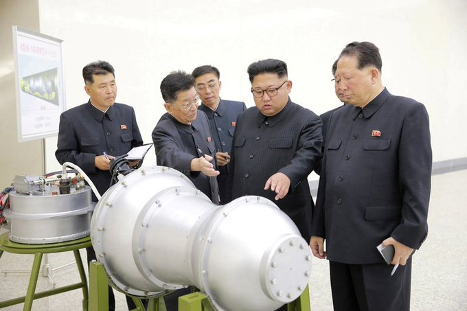 La ONU alerta por la producción de uranio enriquecido en Corea del Norte y sus actividades nucleares