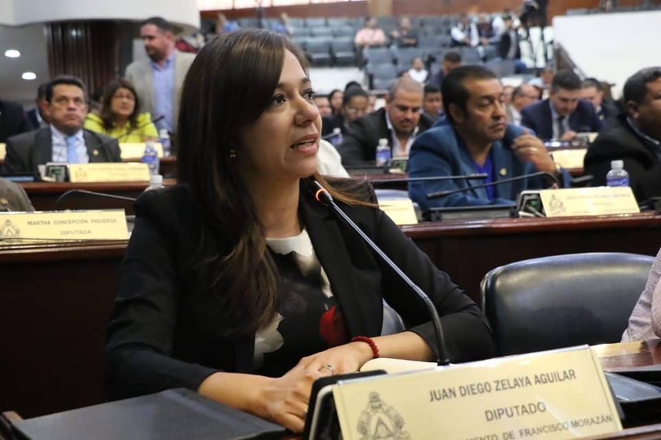 Diputada Leonor Osorio:  «El Partido Nacional le da más oportunidad a la mujer»