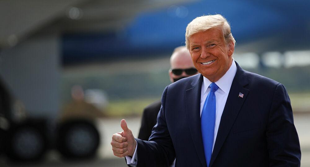 Donald Trump señala que solo Jesucristo es más famoso que él