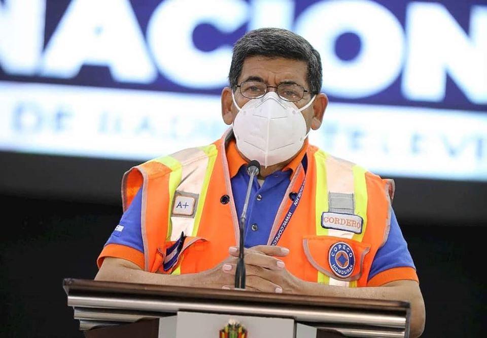 Carlos Cordero: «Estamos realizando planes de bioseguridad para evitar la propagación del virus»