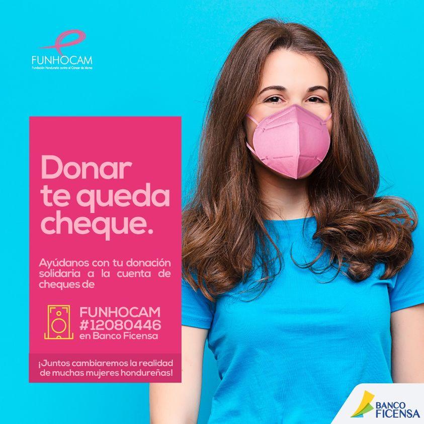 Banco Ficensa realizará concierto virtual a favor de la lucha contra el Cáncer de Mama