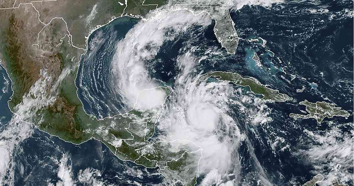 «Huracán Delta» dejará algunas lluvias en Honduras