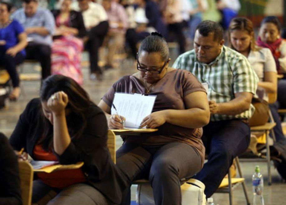 Departamental de FM:  480 maestros ya tienen su nombramiento