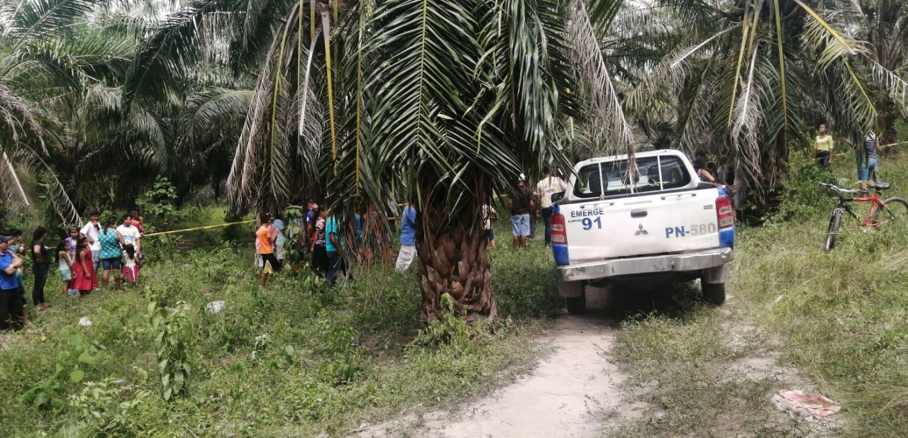 Encuentran el cuerpo de una mujer «degollado» en la col. 7 de septiembre de Choloma, Cortés