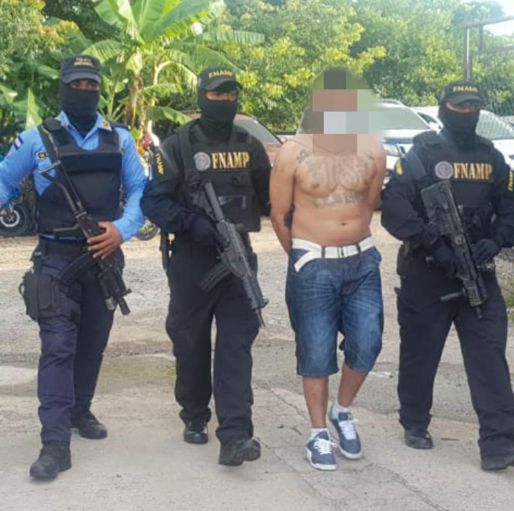 Capturan a «El Trauma» acusado de asesinar a un chófer de rapidito de la ruta Quezada