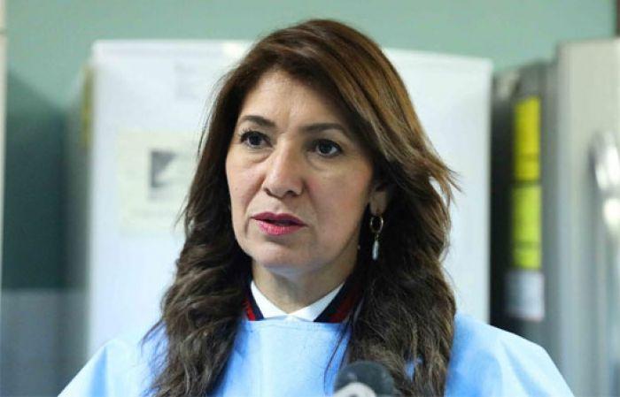 "Ministra de Salud: ""Próximo jueves recibiremos hospital móvil de SPS"""