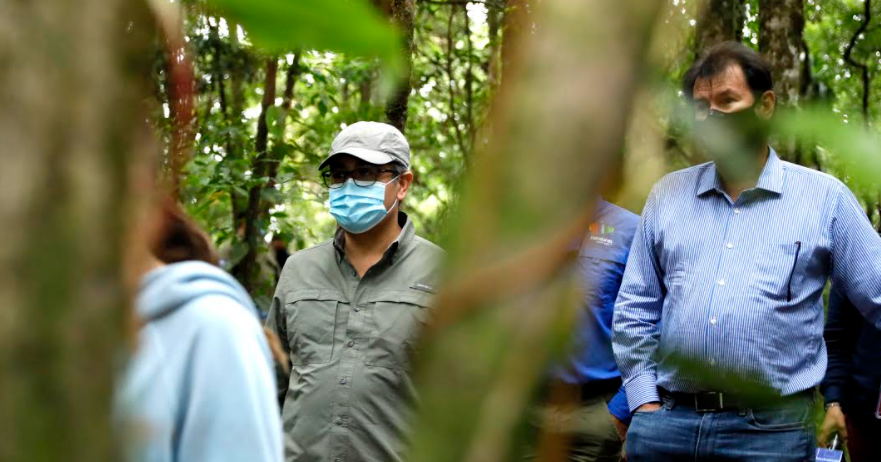 Mandatario hondureño invita a la población hacer turismo en el Feriado Morazánico