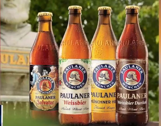 """Cerveza alemana """"Paulaner"""" se posiciona como una de las mejores del país"""