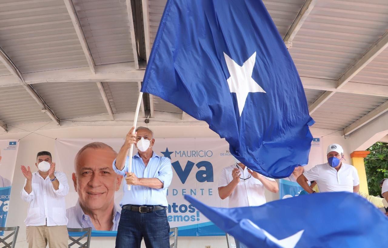Mauricio Oliva: «Cuando dije que llegaría la hora del sur ¡Llegó la hora del sur! ahora viene la hora de Honduras»
