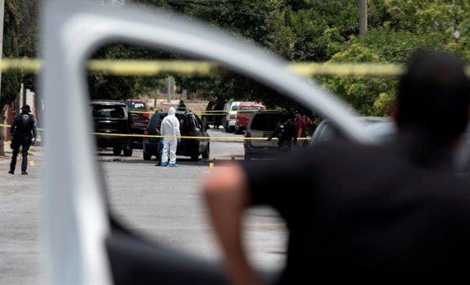 Mueren 14 presuntos sicarios en choque con policías en el norte de México
