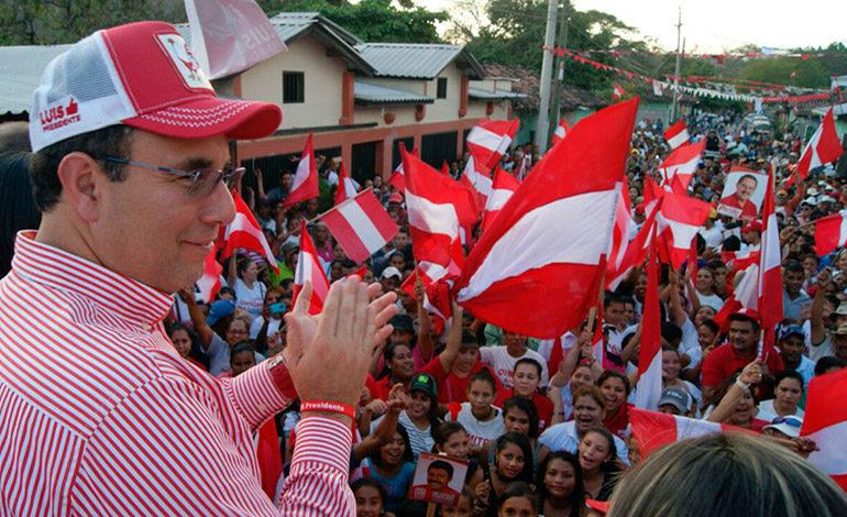 «Haber inscrito nuestro movimiento con más de 100 mil firmas nos fortalece»: Luis Zelaya