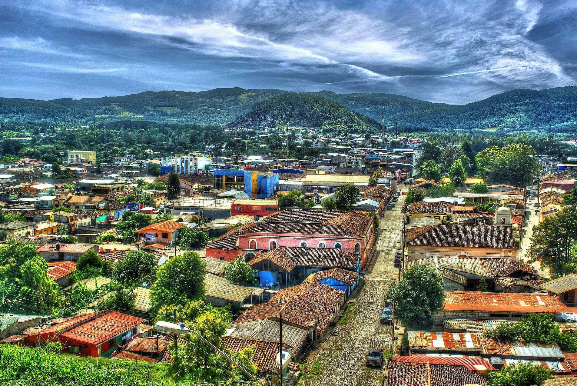 «La ciudad de la papa», La Esperanza, Intibucá