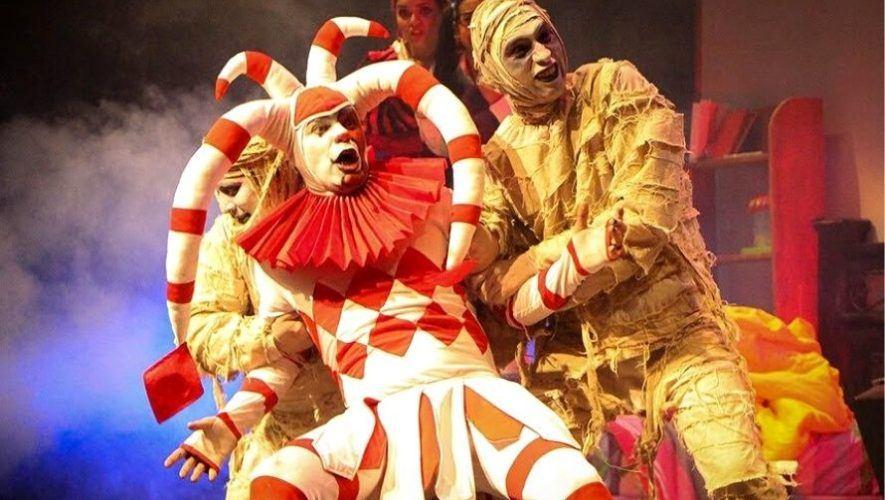 """Buscan concientizar a los niños con la obra de teatro """"Ese terrible gusano de la ignorancia"""""""