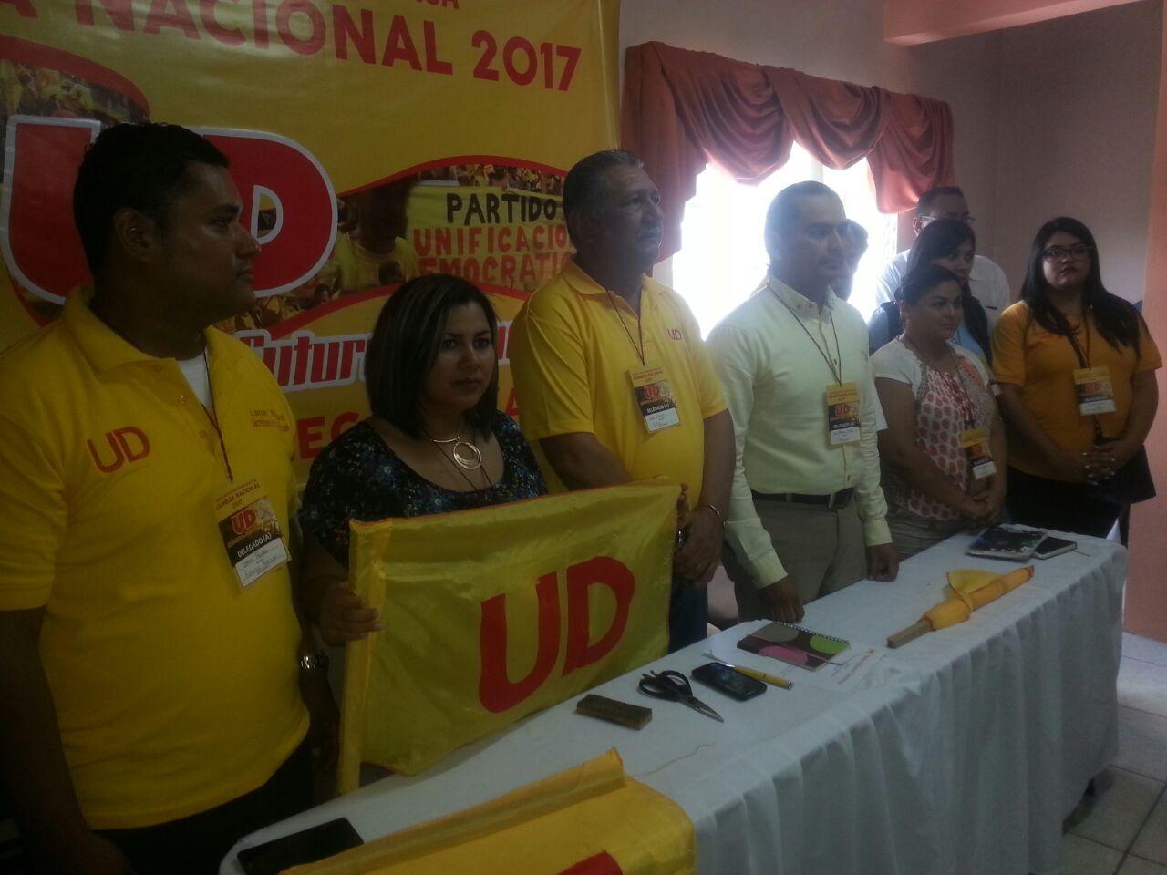UD asegura que con alianzas no solo van a participar, sino que competirán