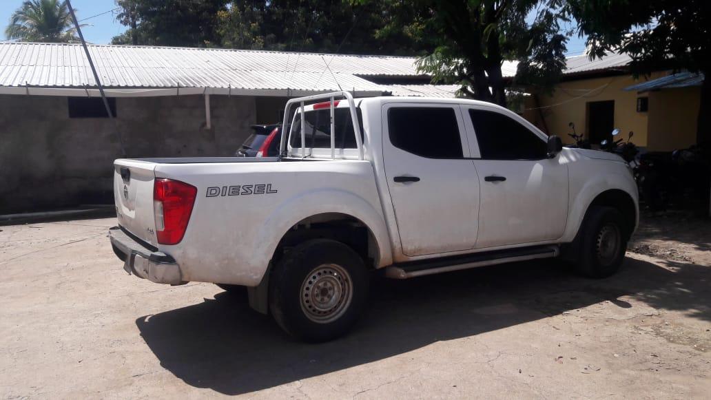 Recuperan vehículo con reporte de robo en Nacaome, Valle