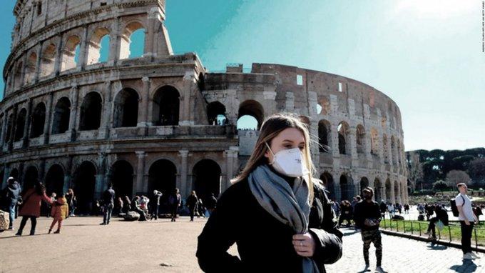 Italia quiere extender el «estado de emergencia» hasta el 31 de enero