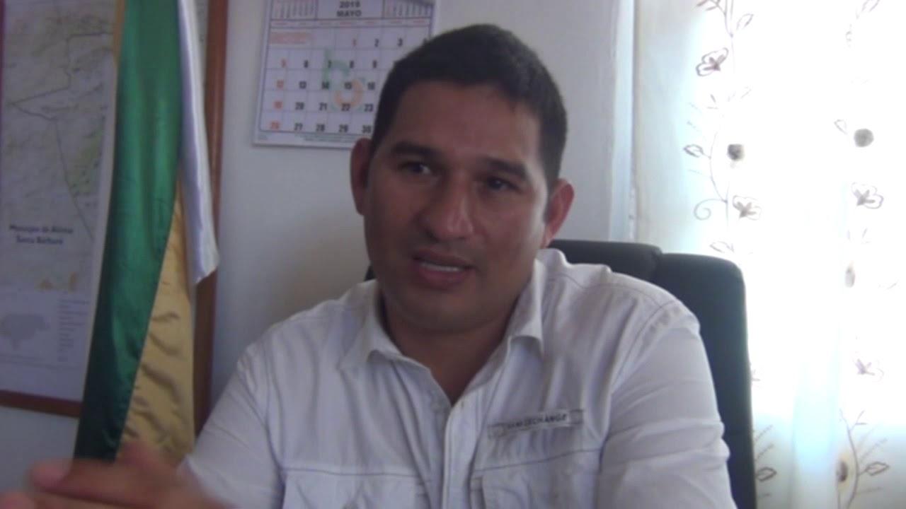 Alcalde de Atima, Santa Bárbara denuncia conspiración de regidores de Libre con el PN