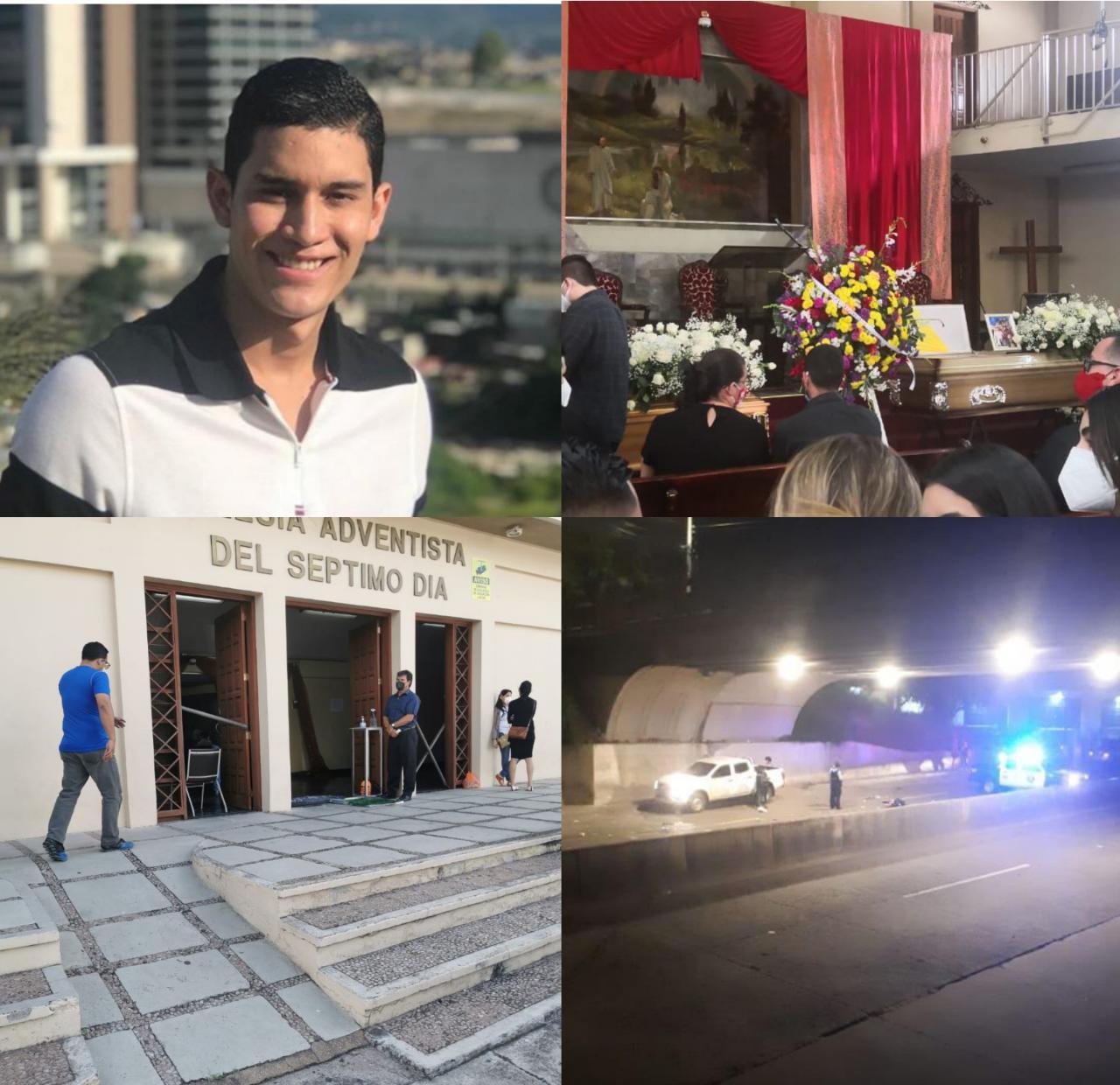 Muere jugador del Juticalpa, Olancho en un fatal accidente ocurrido en el bulevar FFAA