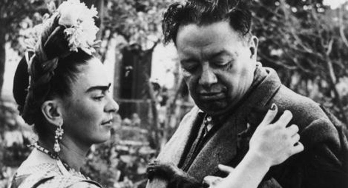 ¿Cómo fue la relación de los artistas Frida Kahlo y Diego Rivera?