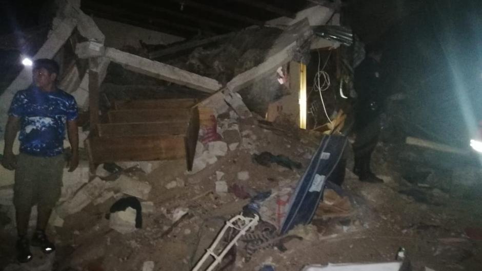 Guatemala: 4 muertos y 10 heridos por deslizamientos en San Marcos
