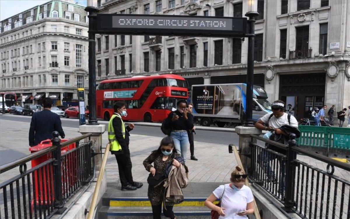 Se espera que Londres se mueva a Nivel 2 de alerta máxima