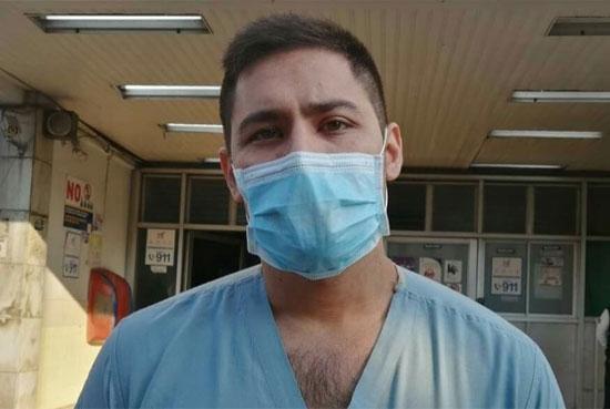 Coordinador de médicos residentes: «Si logramos entrar en un nuevo rebrote nos esperan cosas graves»