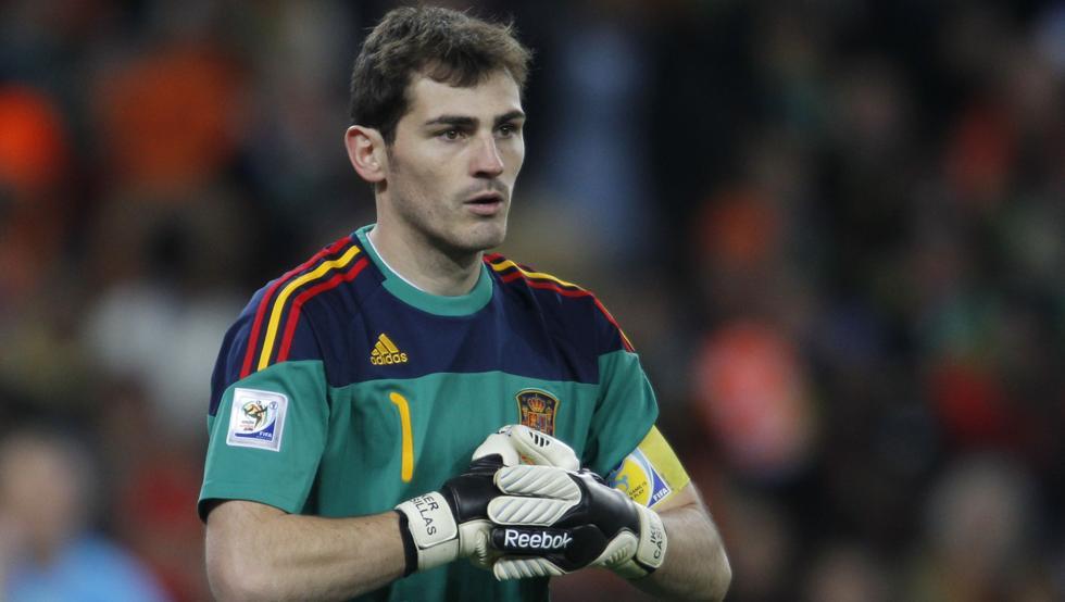 «Mi carrera no terminó como me hubiera gustado»: Iker Casillas