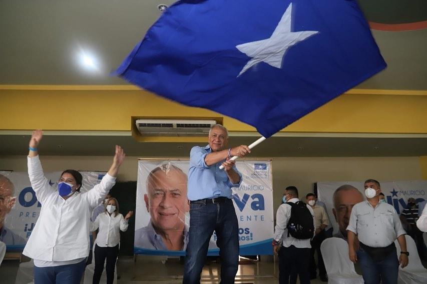 Mauricio Oliva asegura que cuenta con el apoyo de líderes de la oposición en Olancho