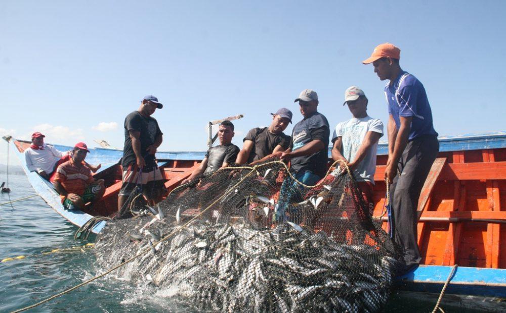 Pescadores del Golfo de Fonseca proponen una veda para rescatar especies marinas