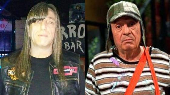 Músico argentino es comparado con «el Chavo del 8»