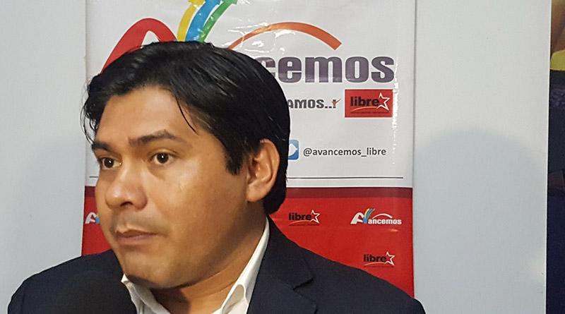 Movimiento de Wilfredo Méndez presentará a María Luisa Borjas como candidata a la coordinación general de Libre