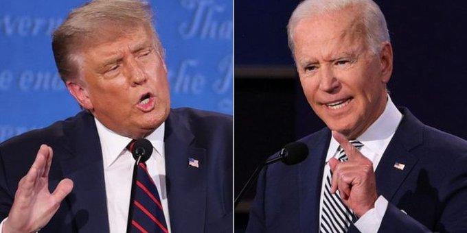 El segundo debate presidencial entre Donald Trump y Joe Biden será virtual