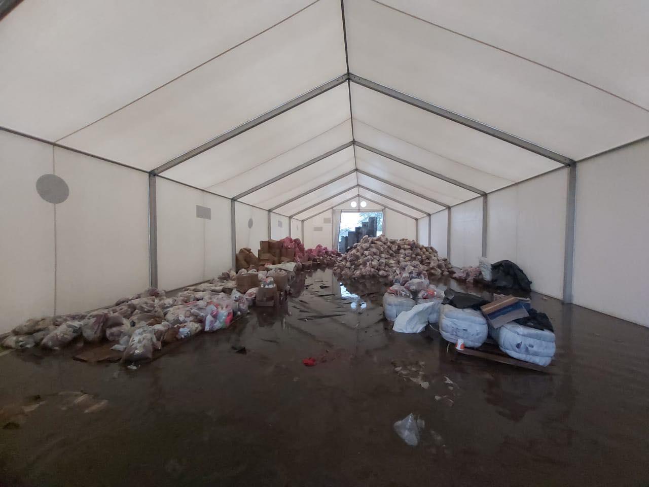 MP habré investigación sobre ayuda humanitaria inundada en Choloma