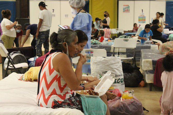 Urgen equipos de respuesta rápida en albergues para evitar repunte de casos de covid-19 asegura Umaña