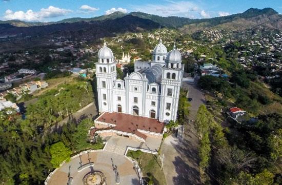 Crearán distrito turístico-religioso en Suyapa