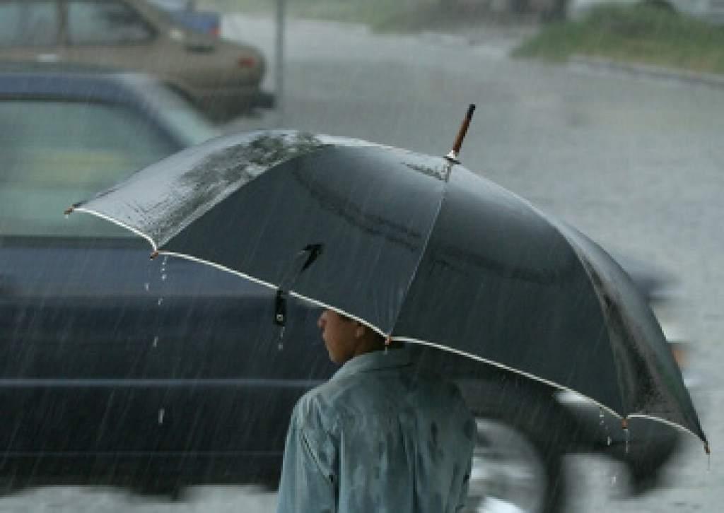 Para hoy pronostican lluvias y chubascos moderados