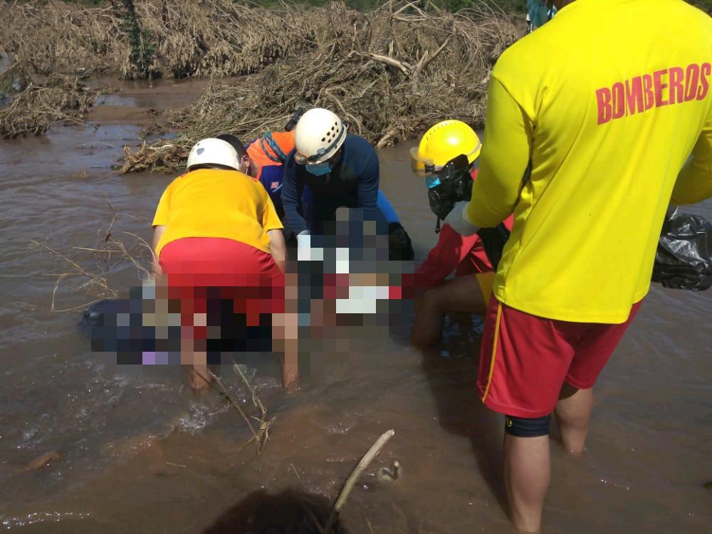 Cuerpos de socorro han rescatado más de 120 cuerpos de hondureños que perdieron la vida por Eta